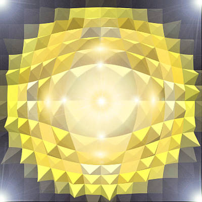 Energy-pyramids Poster by Ramon Labusch