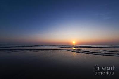 Ocean Sunrise Poster by John Greim