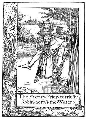Robin Hood Poster by Granger