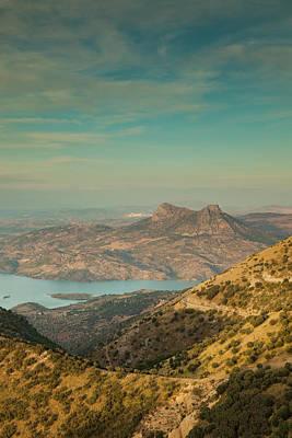 Spain, Andalucia Region, Cadiz Poster by Walter Bibikow