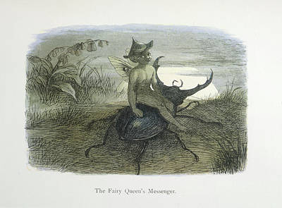 In Fairy Land Poster by British Library
