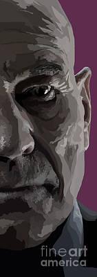 151. Xavier Poster by Tam Hazlewood