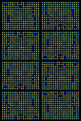 Genetic Research Poster by Pasieka