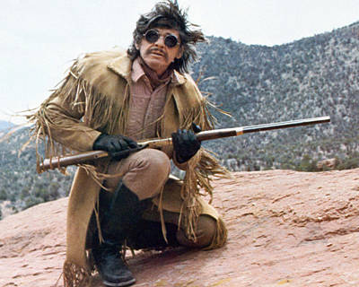 Charles Bronson Poster by Silver Screen