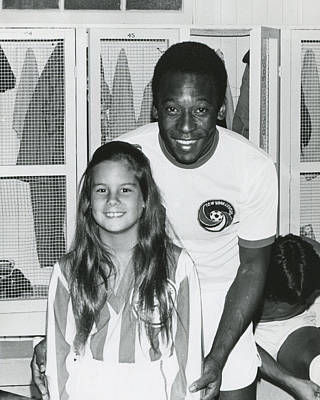 Pele Poster by Retro Images Archive