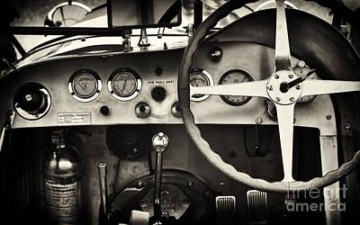 1935 Maserati 4cs Poster by Tim Gainey