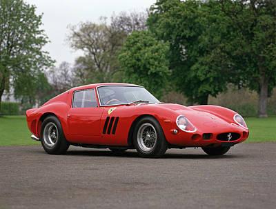 1962 Ferrari 250 Gto Scaglietti Poster by Panoramic Images