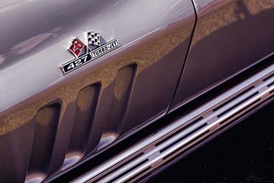 1966 Chevrolet Corvette Stingray Poster by Gordon Dean II