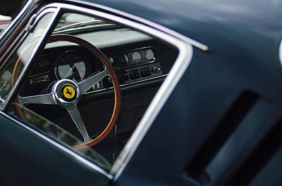 1967 Ferrari 275 Gtb-4 Berlinetta Poster by Jill Reger
