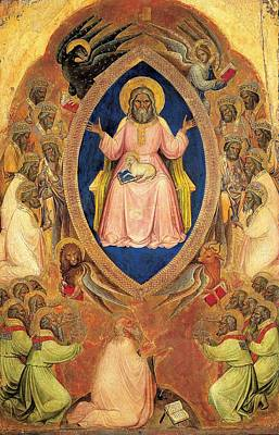 Alberegno Jacobello, Polyptych Poster by Everett