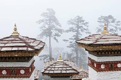 Asia, Bhutan, Dochu La Poster by Jaynes Gallery