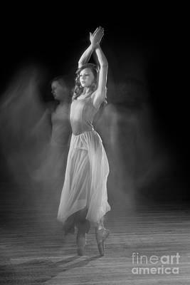 Ballerina  Poster by Cindy Singleton