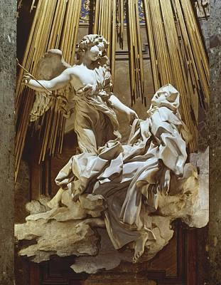 Bernini, Giovanni Lorenzo 1598-1680 Poster by Everett