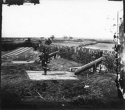 Civil War Centreville, 1862 Poster by Granger