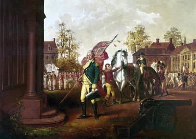 David Humphreys (1752-1818) Poster by Granger