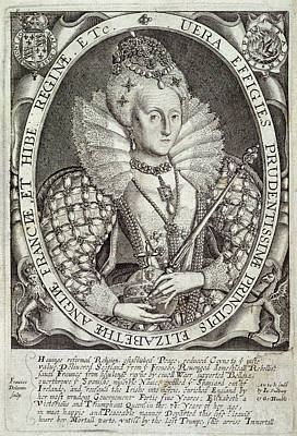 Elizabeth I Poster by British Library