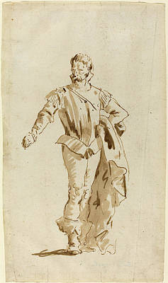 Giovanni Battista Tiepolo Italian, 1696 - 1770 Poster by Quint Lox