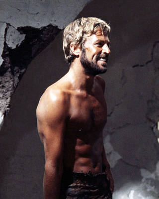 James Franciscus In Beneath The Planet Of The Apes  Poster by Silver Screen