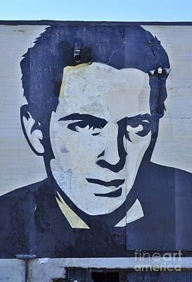 Joe Strummer Poster by Allen Beatty
