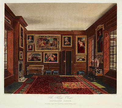 Kensington Palace Poster by British Library