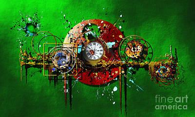 Metamorphosis Poster by Franziskus Pfleghart