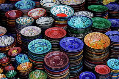 Morocco, Marrakech Poster by Kymri Wilt
