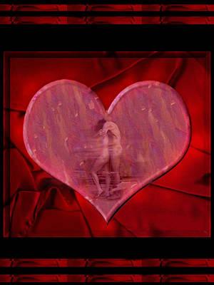 My Hearts Desire Poster by Kurt Van Wagner