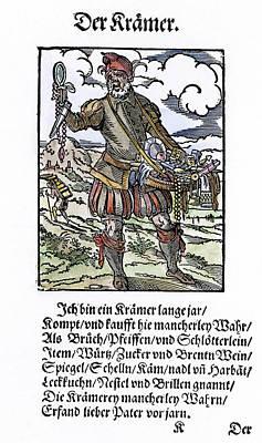 Peddler, 1568 Poster by Granger