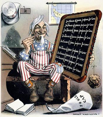 Spanish-american War, 1898 Poster by Granger