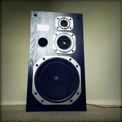 Speaker Poster by Les Cunliffe