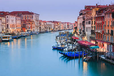 Sunrise In Venice Poster by Henk Meijer Photography