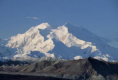Usa, Alaska, Mount Mckinley, Denali Poster by Gerry Reynolds