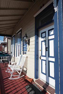 Usa, Nevada Edith Palmer's Country Inn Poster by Michael Defreitas
