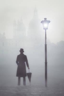Victorian Man Poster by Joana Kruse