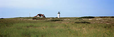 View Of A Lighthouse, Race Point Light Poster by Panoramic Images