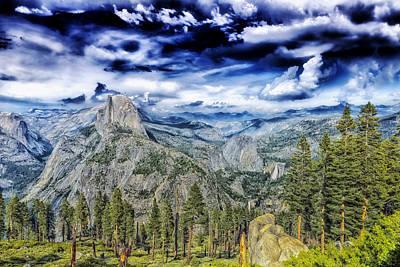 Yosemite Beauty Poster by Mountain Dreams