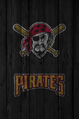 Pittsburgh Pirates Poster by Joe Hamilton