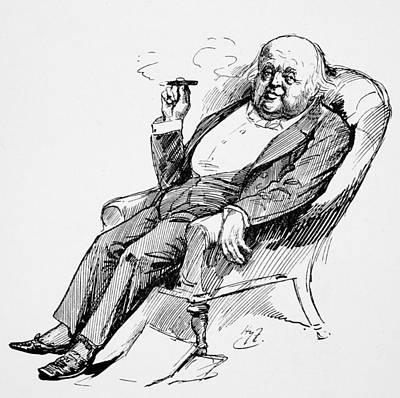 Benjamin Jowett (1817-1893) Poster by Granger
