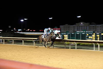Hollywood Casino At Charles Town Races - 12127 Poster by DC Photographer