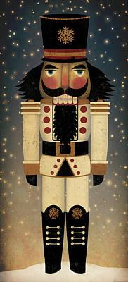 Nutcracker Poster by Ryan Fowler