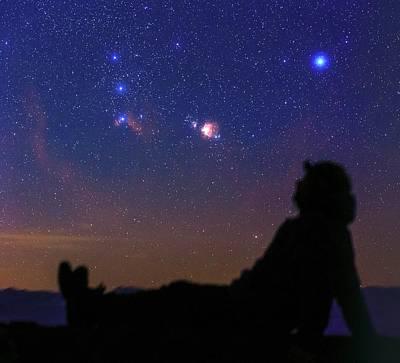 Stargazer Poster by Babak Tafreshi