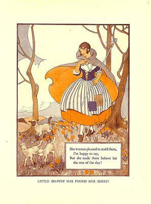 Uk Illustrations Book Plate Poster by The Advertising Archives