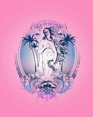 Venus Poster by Pop Culture Prophet