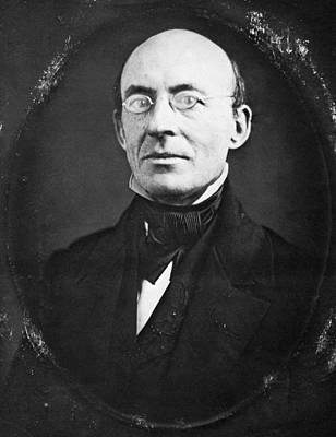 William Lloyd Garrison Poster by Granger
