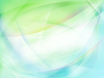 Abstract Background Poster by Les Cunliffe