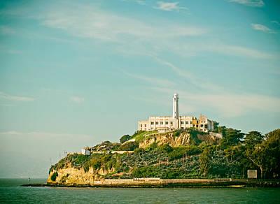 Alcatraz Island Poster by Mountain Dreams