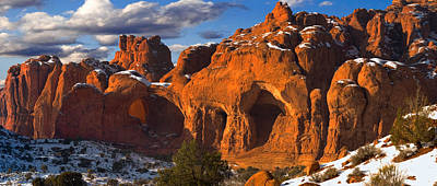 Arches National Park Poster by Utah Images