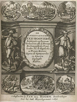 Battle Scenes Poster by British Library