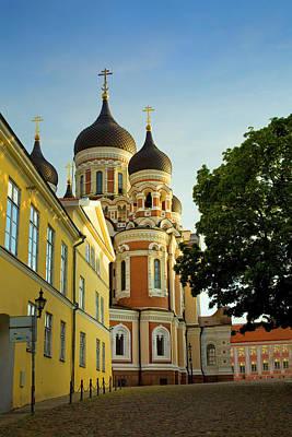 Estonia, Tallinn Poster by Jaynes Gallery