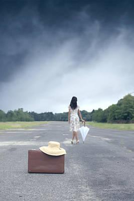 Farewell Poster by Joana Kruse